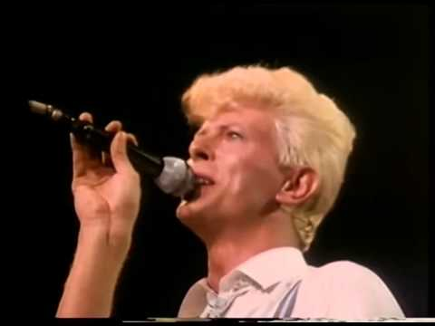 David Bowie sings 'Imagine' a tribute to John Lennon - RARE