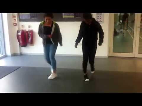 Weekend offender dance