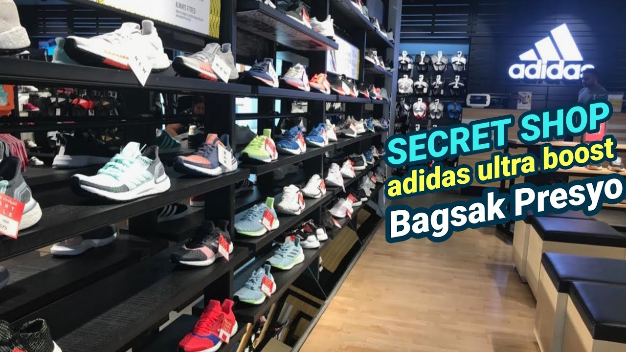 SALE ULTRA BOOST SNEAKERS 50% OFF