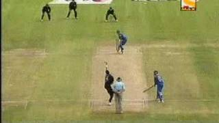 First Balls of 2003 Cricket World cup