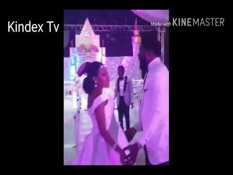 Timi Dakolo Surprise A Bride as he Crashes her wedding uninvited.