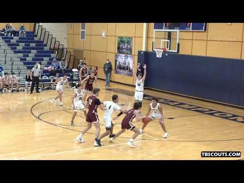 Boerne-Champion vs. Dripping Springs High School Basketball Game (1/15/2021)