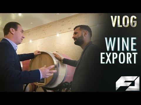BUSINESS EXPORT DE VINS - WINE EXPORT with Fabien Dessaint