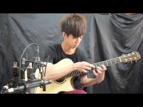 (Sungha Jung) Gravity - Sheng Yang Wu
