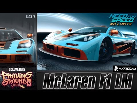 Need For Speed No Limits: McLaren F1 LM | Proving Grounds (Day 7 - Challenge)