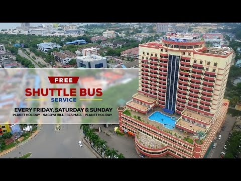 Planet Holiday Hotel & Residence Batam - Company Profile Video