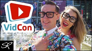 VIDCON 2018: My FIRST VidCon Experience!!!