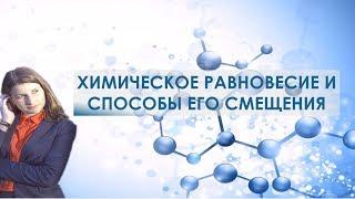Химическое равновесие. Химия 8 класс