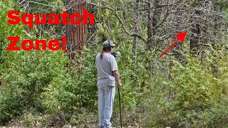Live in the Squatch Zone!!!    Talkin about Dogman, and spiritual battles! July 14, 2018