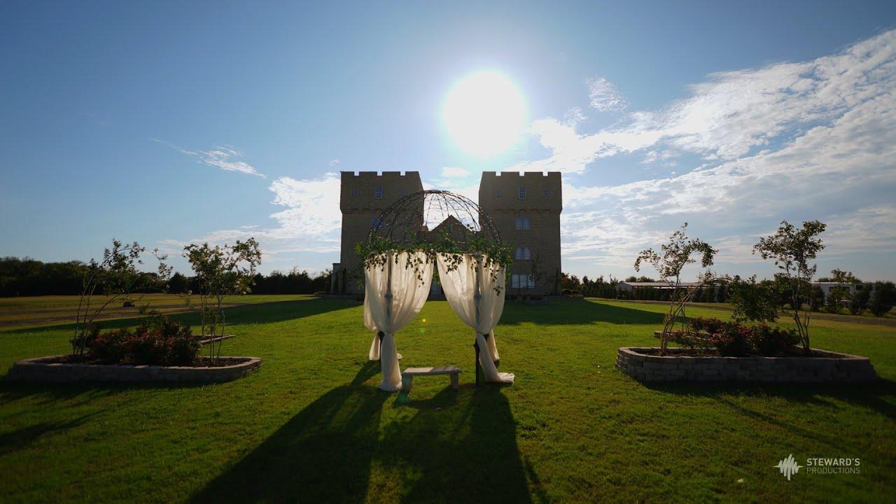 The Castle At Rockwall In Tx Wedding Venue Videographer Dallas You