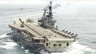 Los 10 portaaviones mas grandes del mundo que se han construido