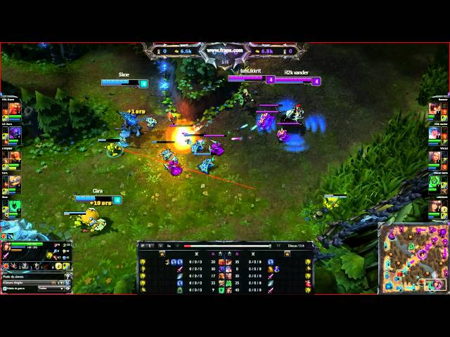 combinacion tresh y lee sin en LOL! Videos De Viajes