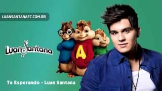 Luan Santana - Te esperando - (Versão Alvin e os Esquilos)