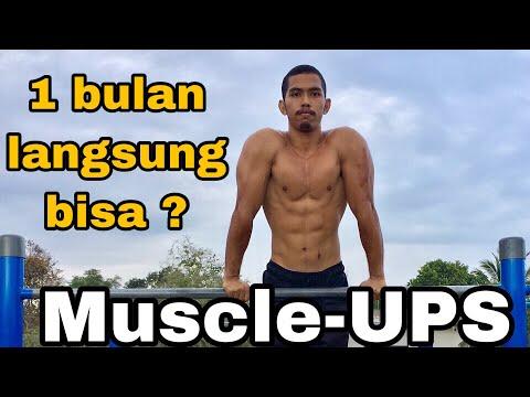 Cara Bisa Muscle Ups / Fauzan Syakban