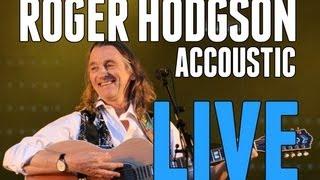 Roger Hodgson - Give A Little Bit (Live on Q107)