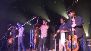 Greensky Bluegrass 2014-11-08 Ain't No Bread In The Breadbox