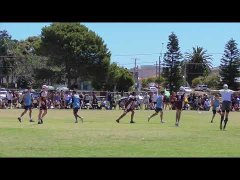 QLD vs NSWs - Pan Pacific Games 2017 video 7/9