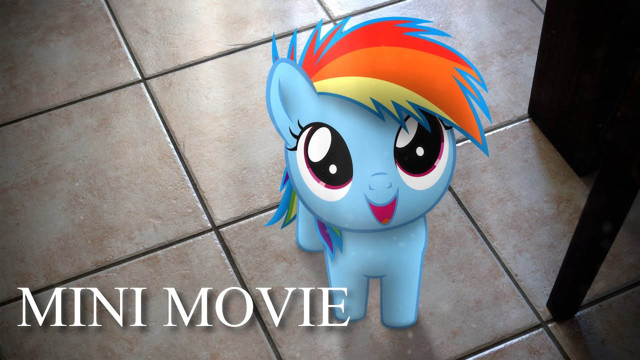 My Little Dashie The Mini Movie Youtube