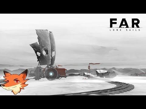 FAR: Lone Sails #2 [FR] Un bolide qui devient tout terrain!