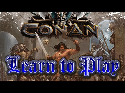 Conan | Board Game | BoardGameGeek