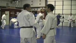 How To Warm Up For Judo part 1 with Sensei Bob Rea