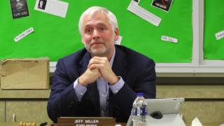 District 96 Board of Education Meeting 12-21-16