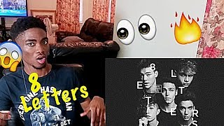 OMG!! WHY DON'T WE - 8 LETTERS (OFFICIAL AUDIO) **REACTION**