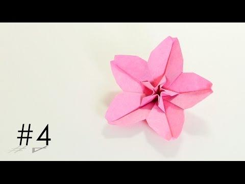 Origami Cherry Blossom-Hoàng Tiến Quyết