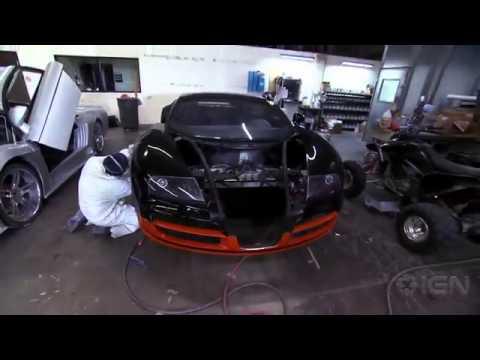 Lamborghini Replica Bugatti Builder Las Vegas Replica Youtube