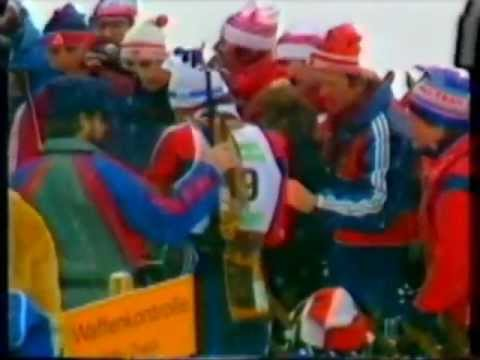 Biathlon World Championships 1985  Men's 20km