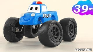 Police Car - Videos for Children