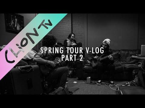CHON - Spring Tour V-Log: Part 2