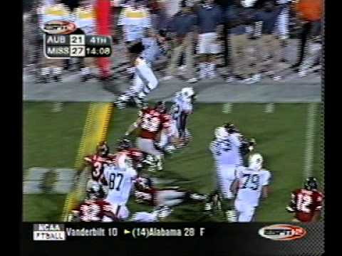 Rudy Johnson vs Ole Miss 2000