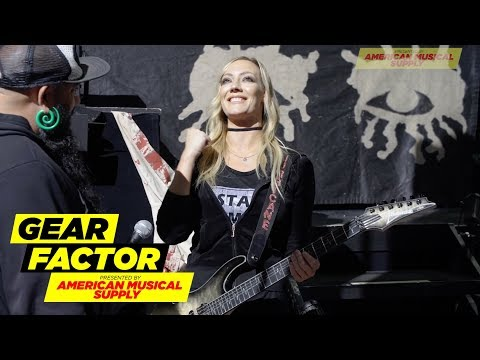 How Nita Strauss Learned to Play Guitar - Gear Factor