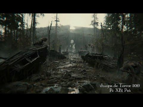 Top Juegos De Terror 2019 Ps4 Xbox One Pc Youtube