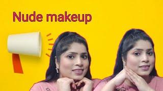 #Nudemakeup#Tutorial Nude Makeup look || No Makeup Tutorial