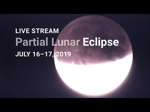 Eclipse lunar del 16 de julio