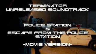 Terminator - Police Station & Escape From the Police Station -Movie Version-