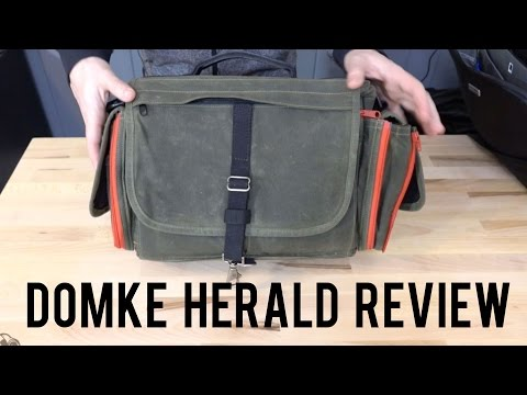 REVIEW: Domke Herald Ruggedwear