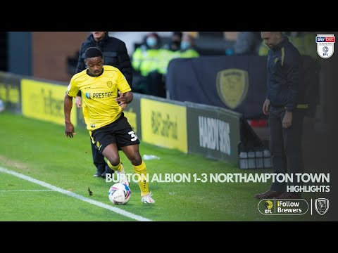 Burton Northampton Goals And Highlights