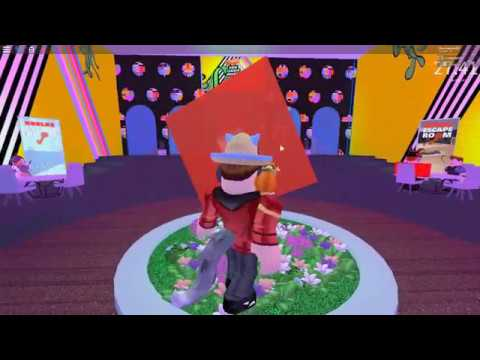 Roblox Escape Room How To Beat Theatre Escape Nickelodeon Kids Choice Awards W Razorgames - pictures of roblox escape room code