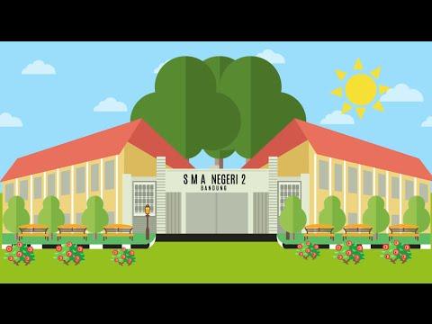 Animasi SMAN 2 Bandung Pixel Studia YouTube