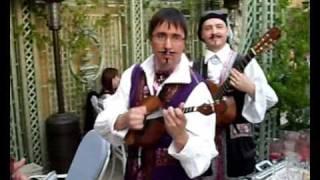 Итальянские музыканты в Москве.