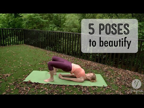 5-Pose Yoga Fix Lengthy Trip