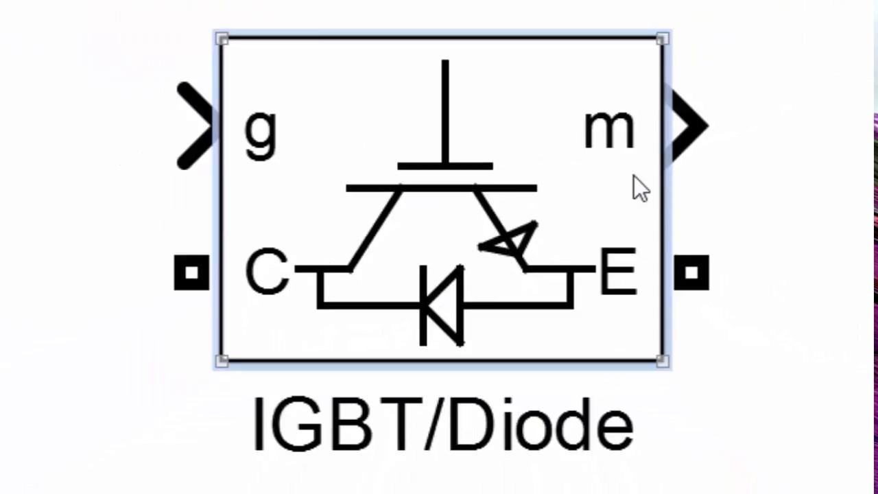 The MATLAB Simulink model of the unipolar SPWM inverter YouTube