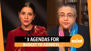 'Budget 2021 has become an event even before it is tabled': Roopa Kudva