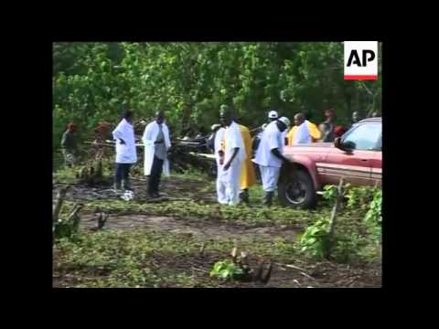 Cameroon - Plane Crash