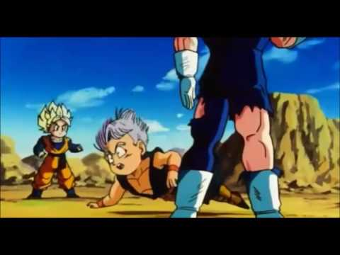 Dragon Ball Z AMV - The Last Night