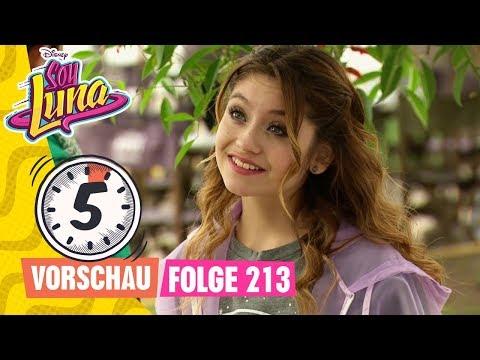 5 Minuten Vorschau - SOY LUNA Folge 213  Disney Channel