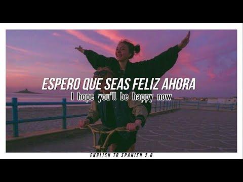 Kygo, Sandro Cavazza - Happy Now | Letra Ingles & Español